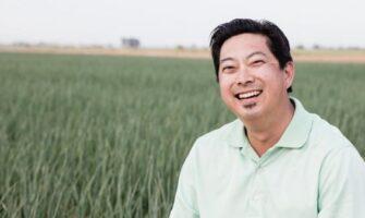 Muranaka Farms Grows Kale