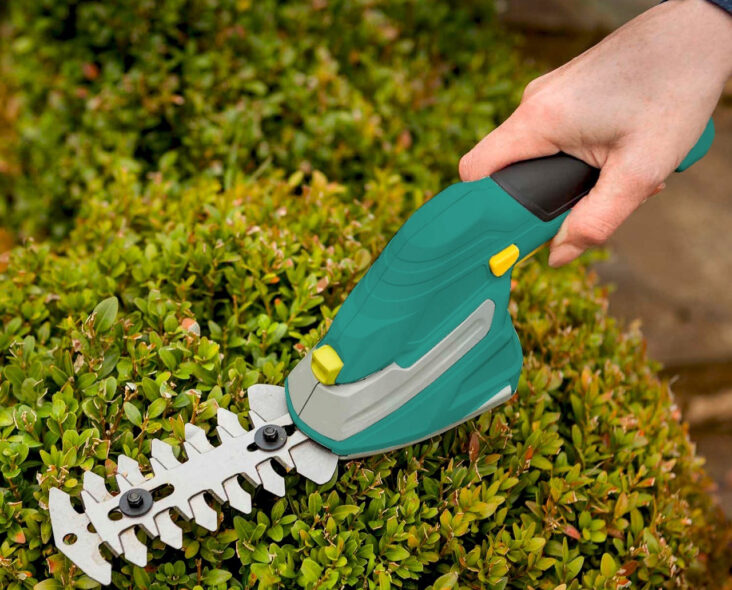 battery hedge Smaller Trimmers