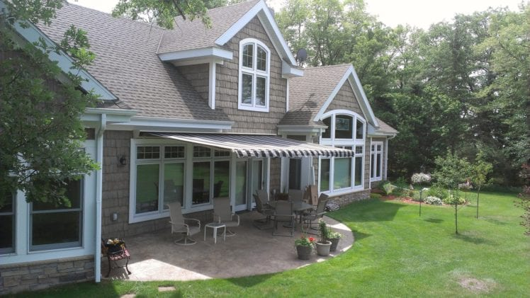 Make Your Backyard Shine With A Great Awning Addition