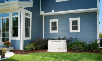 Backup Generator In Your Home