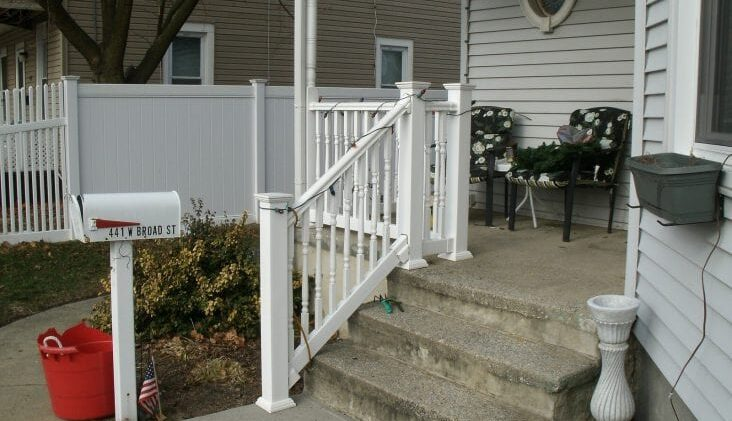 Handrail Enhancements: Awesome Ideas for Your External Staircase