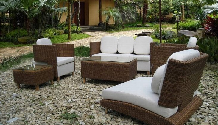Rattan Furniture For Your Garden