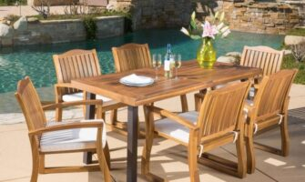 Teak Furniture Buying Guide for Your Garden