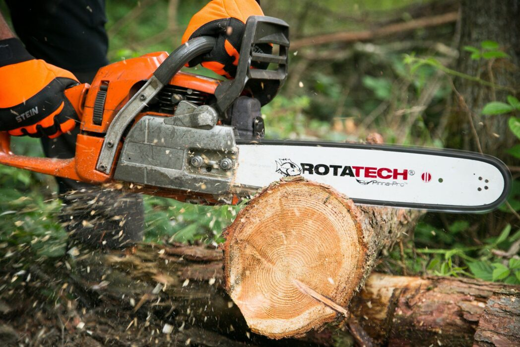 How to Cut Wood Slices with Chainsaw - Complete Guide