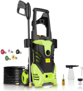 Premium 3000 PSI Electric Pressure Washer