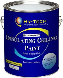 Insulating Ceiling Paint